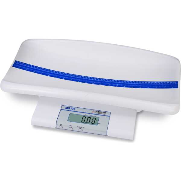 Detecto MB130 Convertible Baby-Toddler Scale