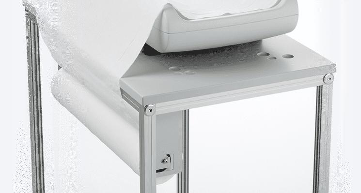 seca408 paper roll holder